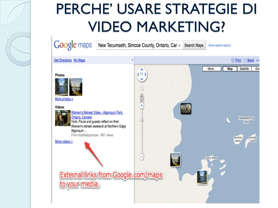 PERCHE' USARE STRATEGIE DI VIDEO MARKETING
