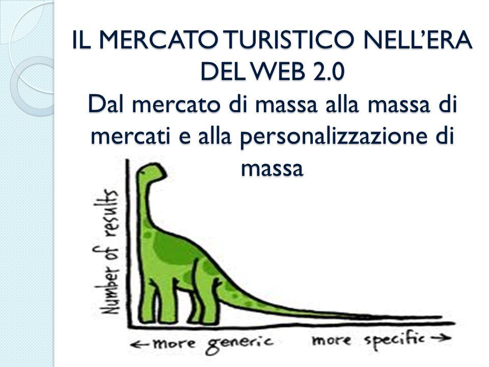IL MERCATO TURISTICO NELL'ERA DEL WEB 2.0