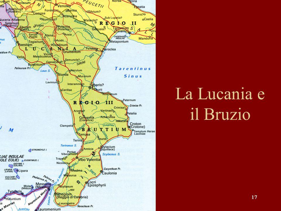 La Lucania e il Bruzio 17