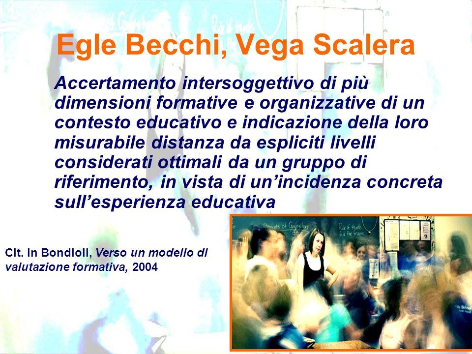 Egle Becchi, Vega Scalera