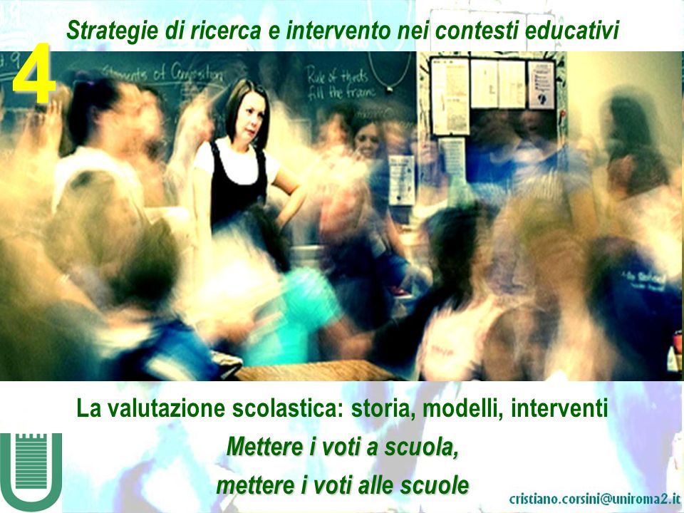 4 Strategie di ricerca e intervento nei contesti educativi