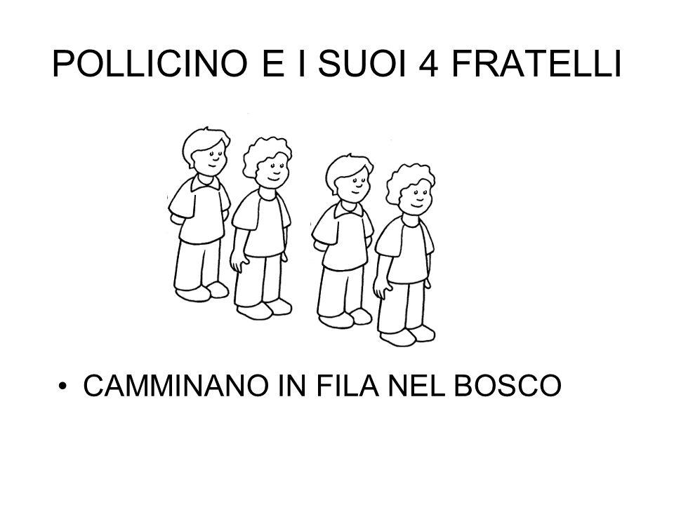 POLLICINO E I SUOI 4 FRATELLI