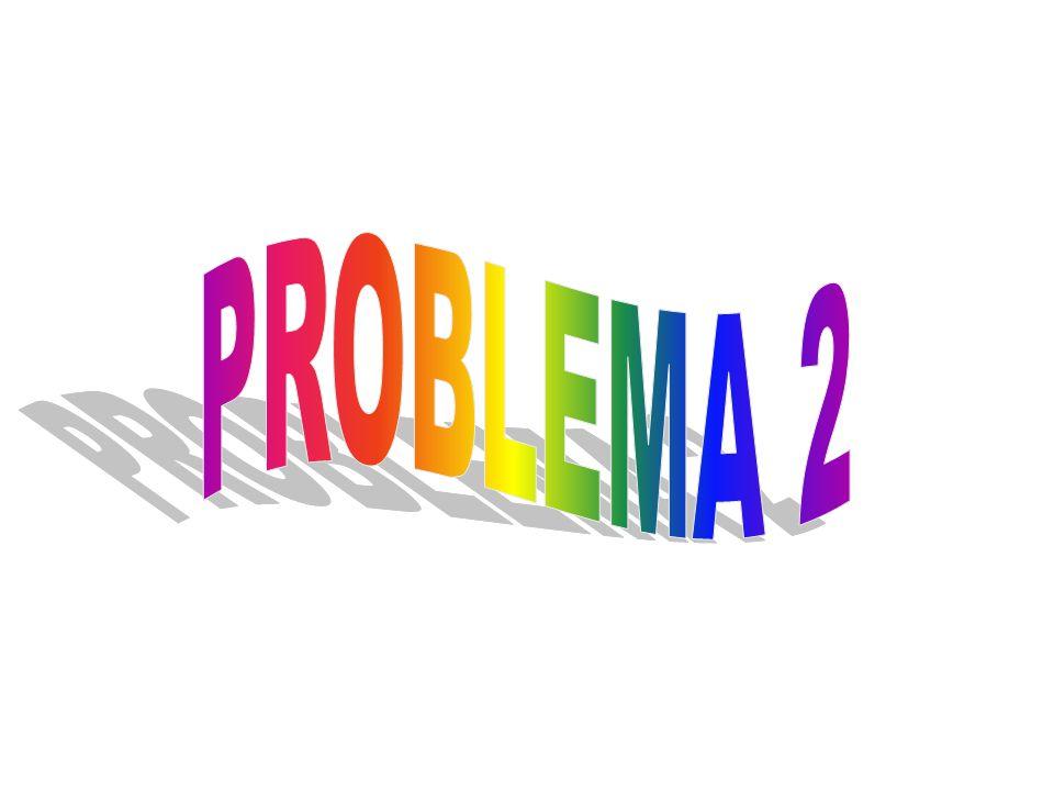 PROBLEMA 2 PROBLEMA 2