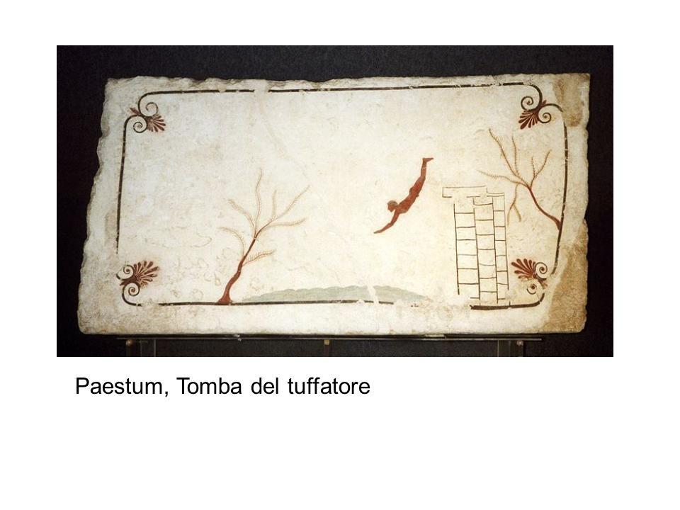 Paestum, Tomba del tuffatore