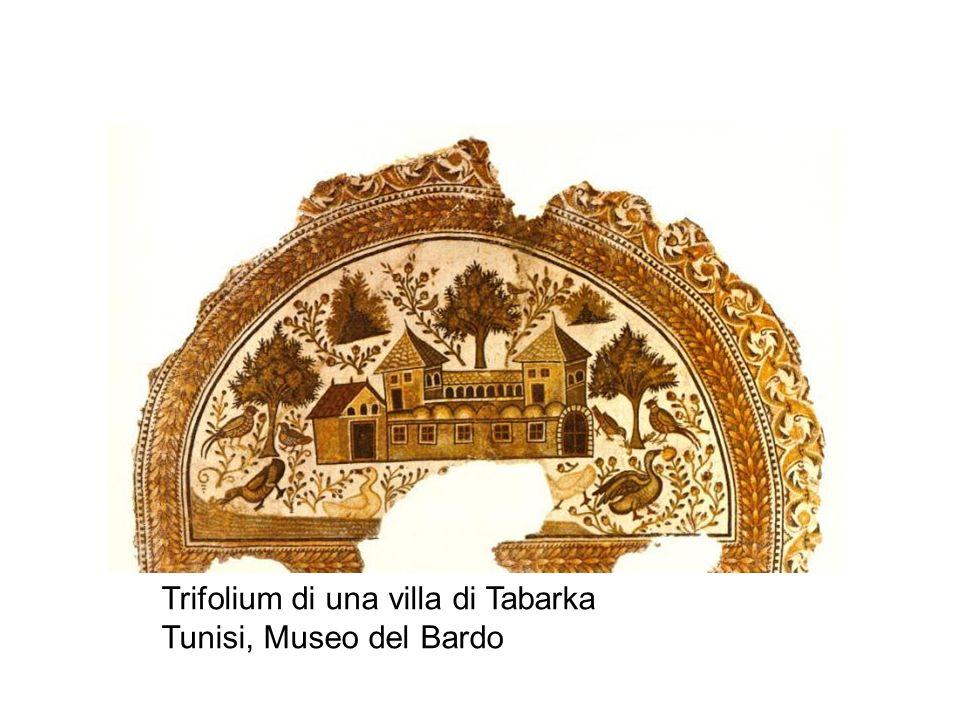 Trifolium di una villa di Tabarka