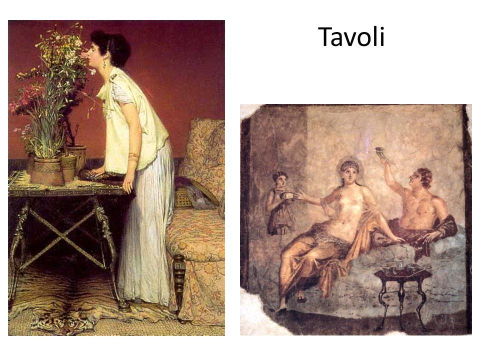 Tavoli