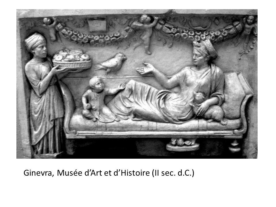 Ginevra, Musée d'Art et d'Histoire (II sec. d.C.)