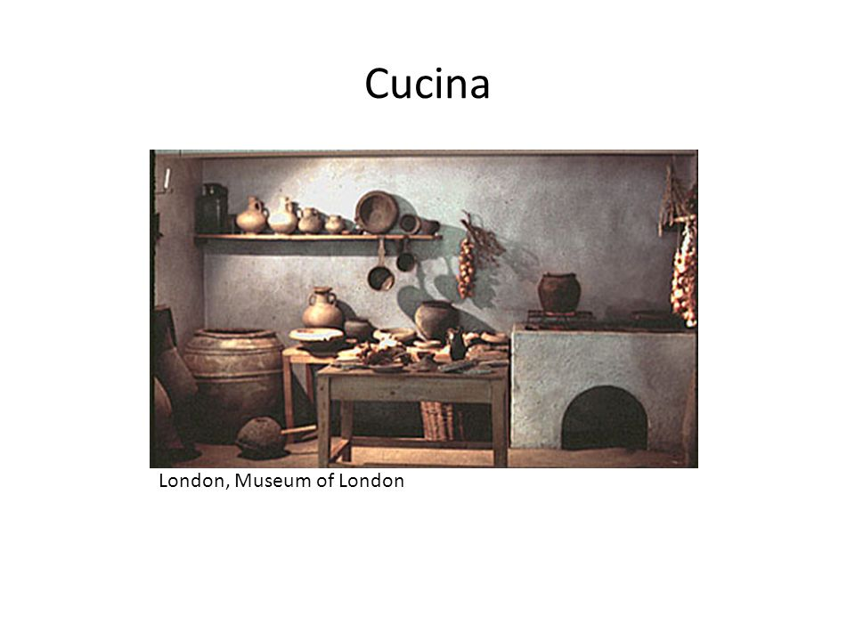 Cucina London, Museum of London