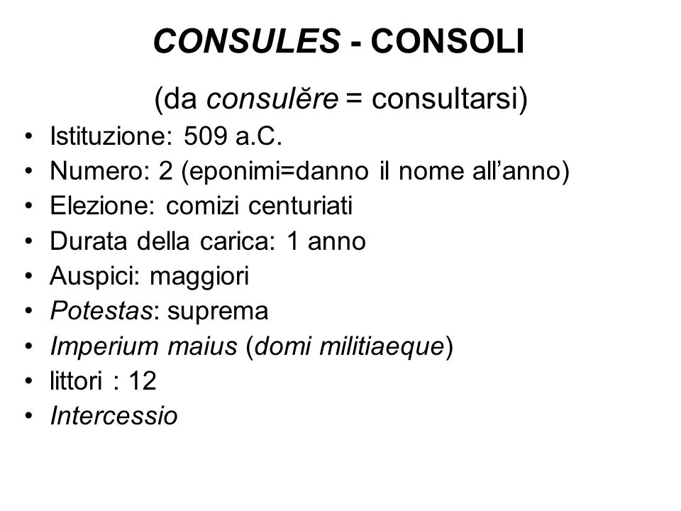 (da consulĕre = consultarsi)