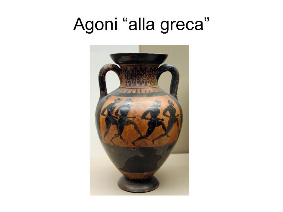 Agoni alla greca