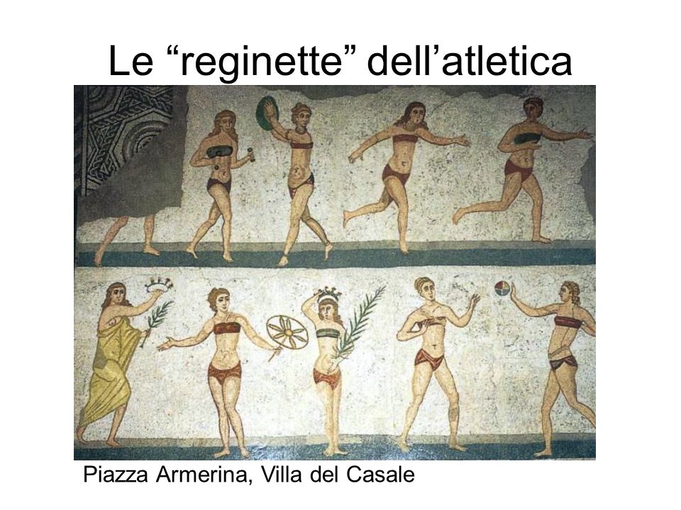 Le reginette dell'atletica