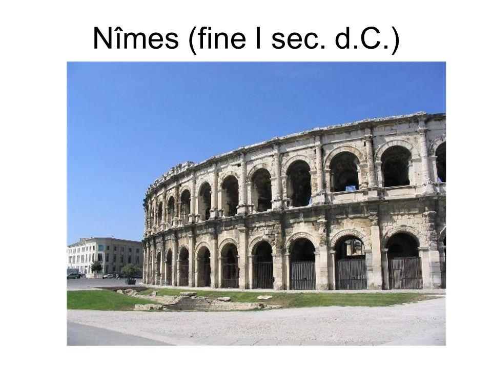 Nîmes (fine I sec. d.C.)