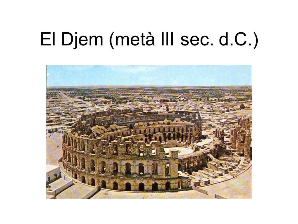 El Djem (metà III sec. d.C.)