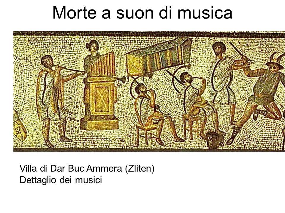 Morte a suon di musica Villa di Dar Buc Ammera (Zliten)