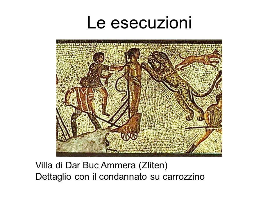 Le esecuzioni Villa di Dar Buc Ammera (Zliten)