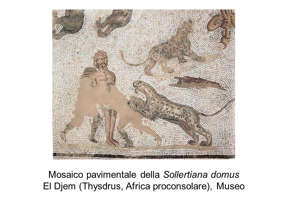 Mosaico pavimentale della Sollertiana domus