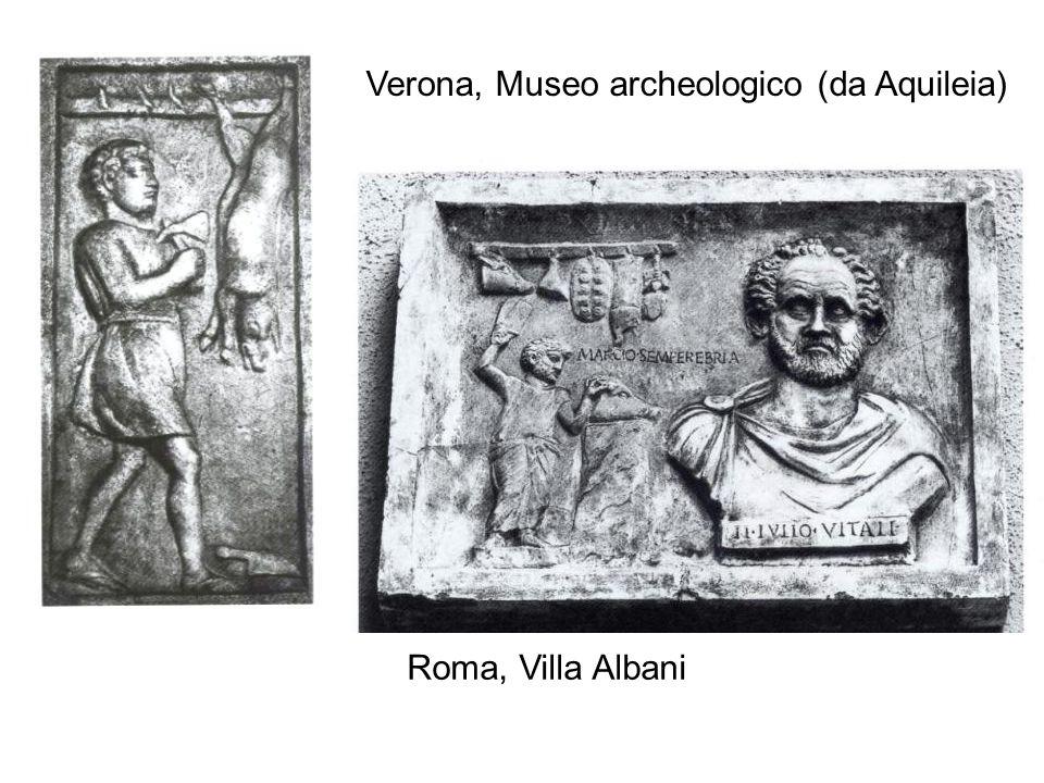 Verona, Museo archeologico (da Aquileia)