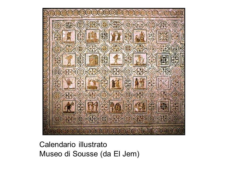 Calendario illustrato
