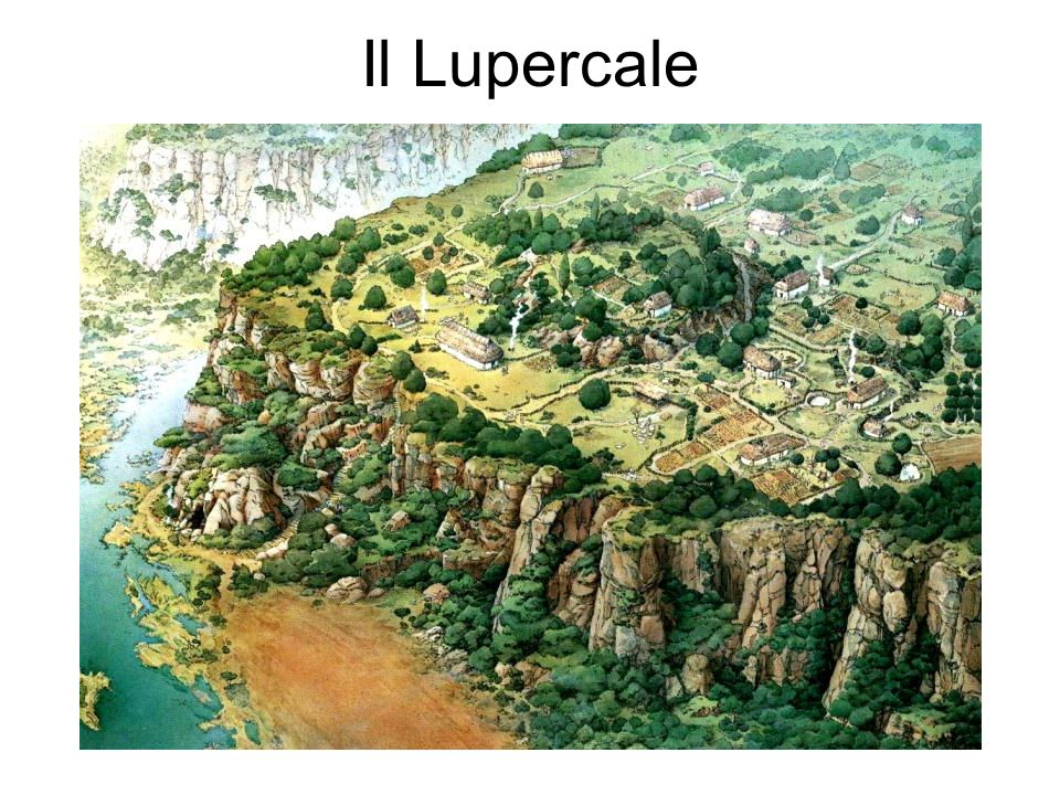 Il Lupercale