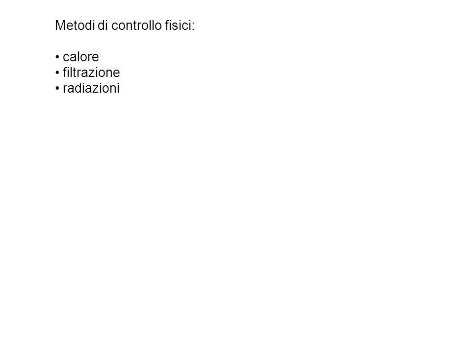 Metodi di controllo fisici: