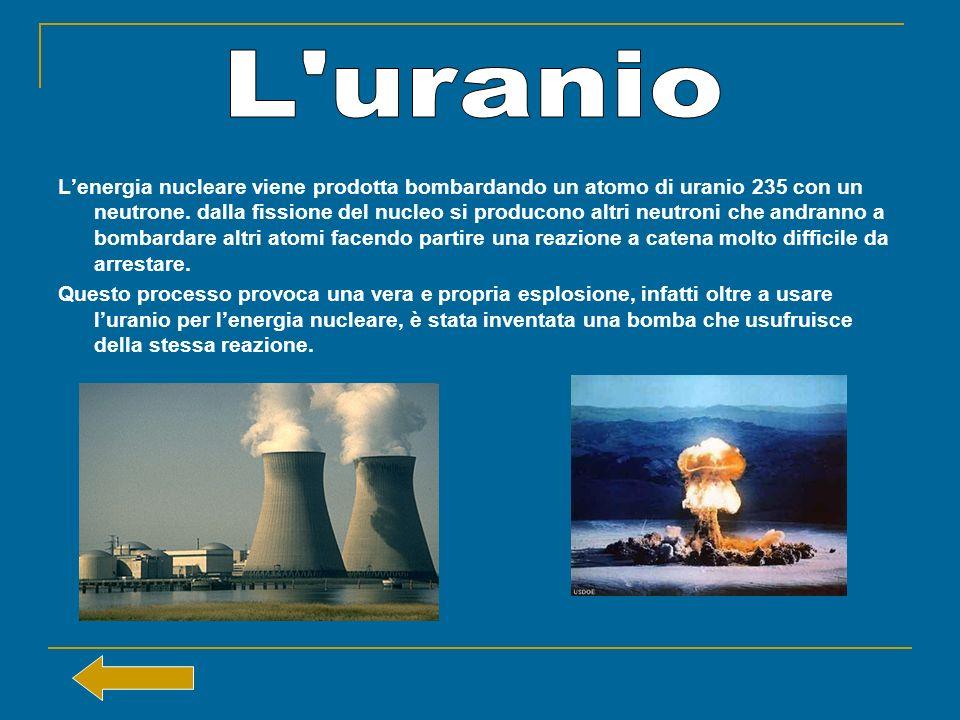 L uranio