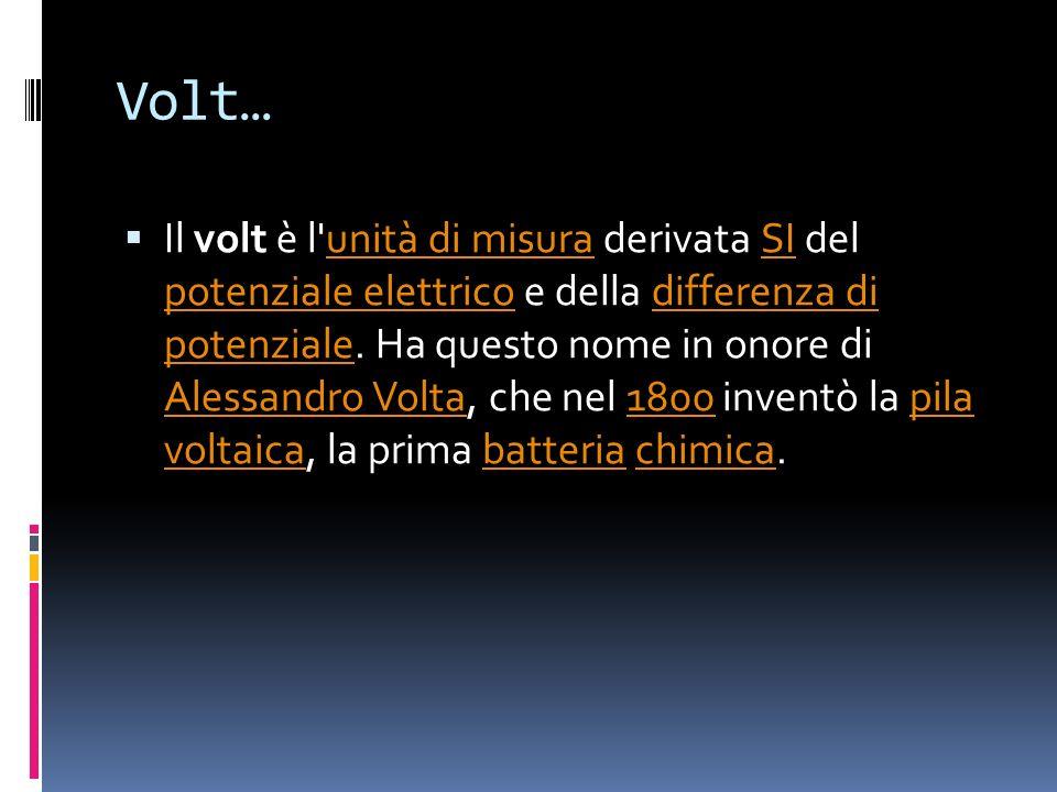 Volt…