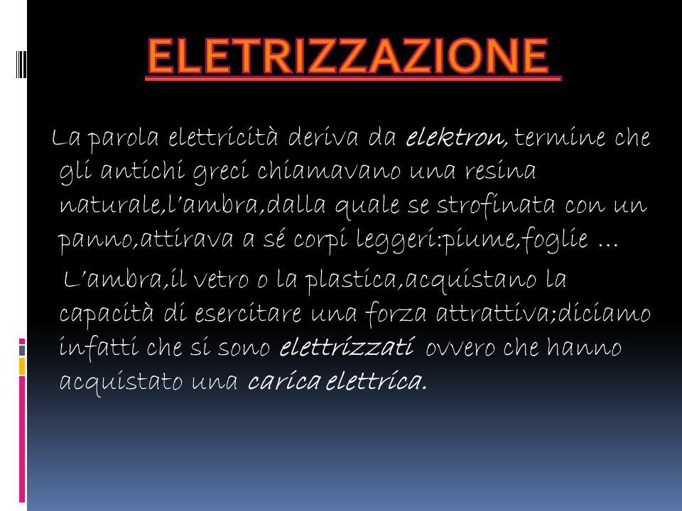 ELETRIZZAZIONE