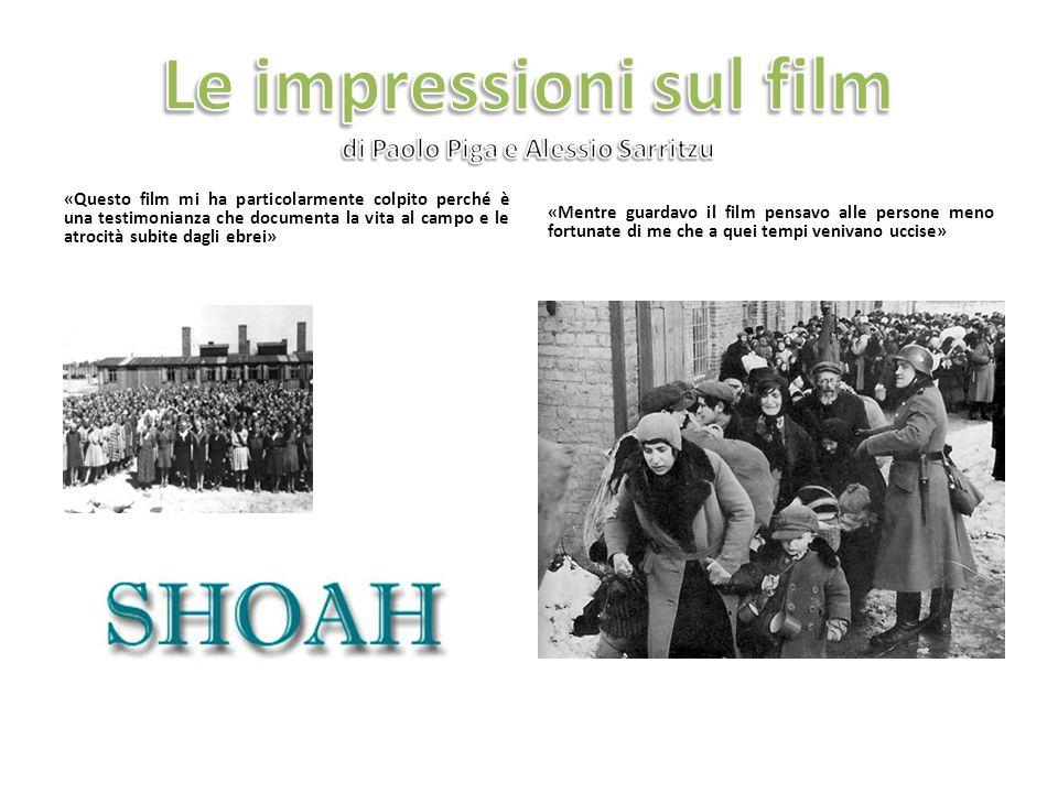 Le impressioni sul film di Paolo Piga e Alessio Sarritzu