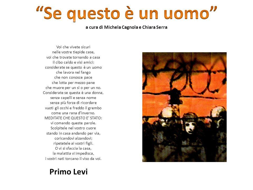 a cura di Michela Cagnola e Chiara Serra