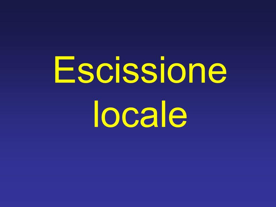 Escissione locale