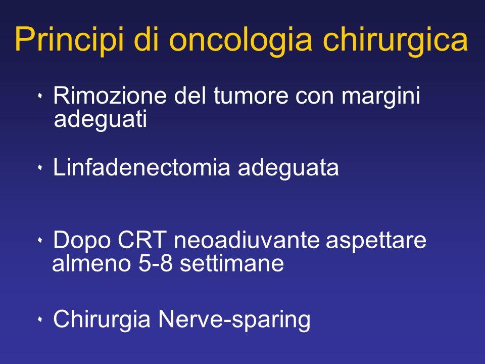 Principi di oncologia chirurgica