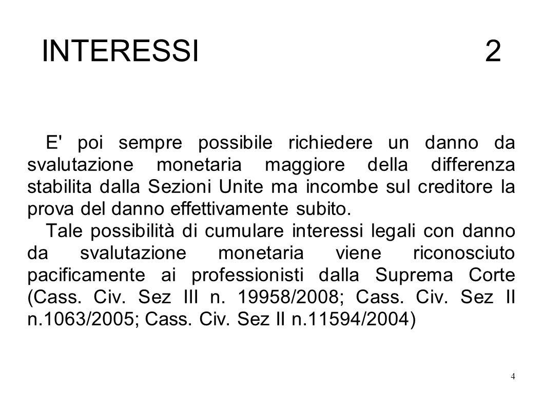 INTERESSI 2