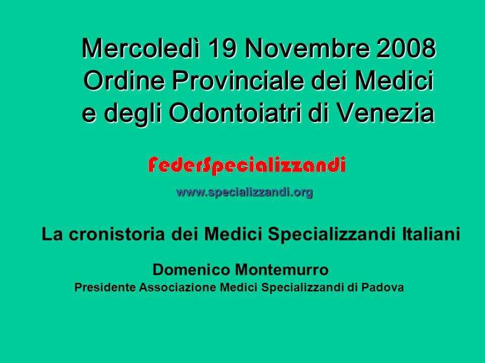 Ordine Provinciale dei Medici e degli Odontoiatri di Venezia