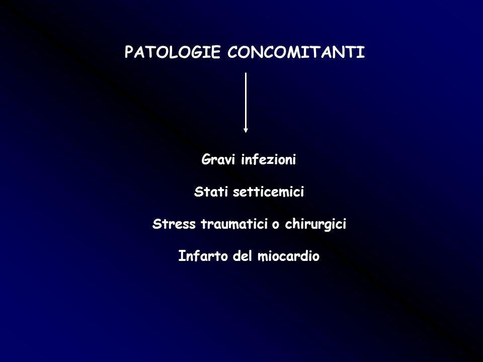 Stress traumatici o chirurgici