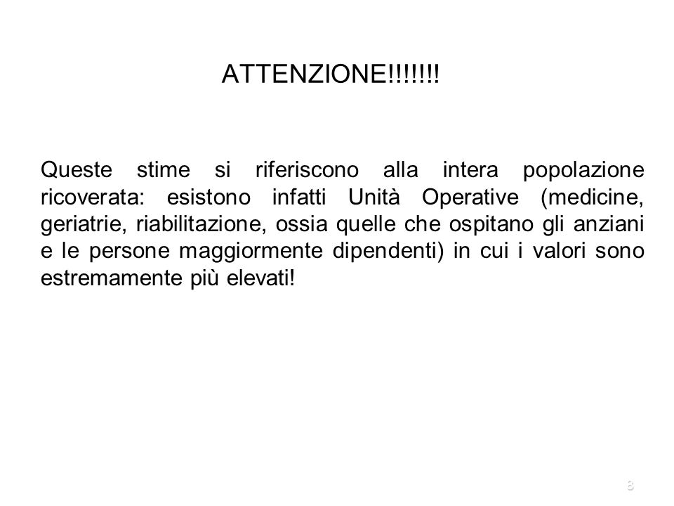 ATTENZIONE!!!!!!!
