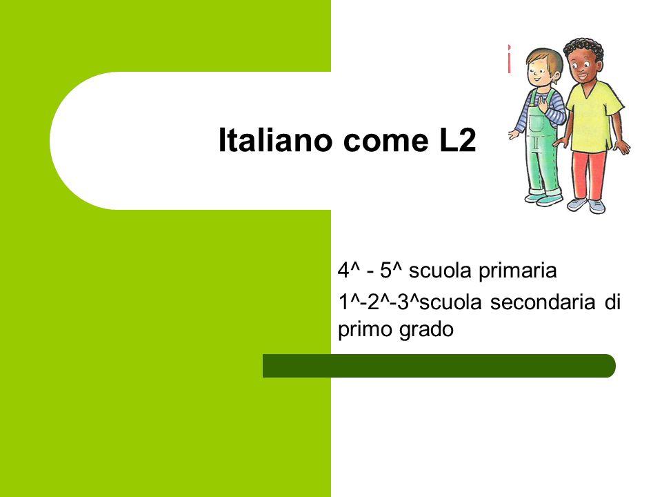 4^ - 5^ scuola primaria 1^-2^-3^scuola secondaria di primo grado