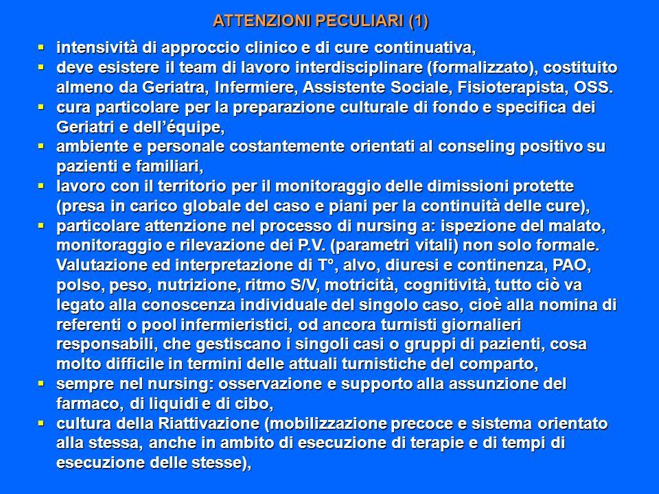ATTENZIONI PECULIARI (1)