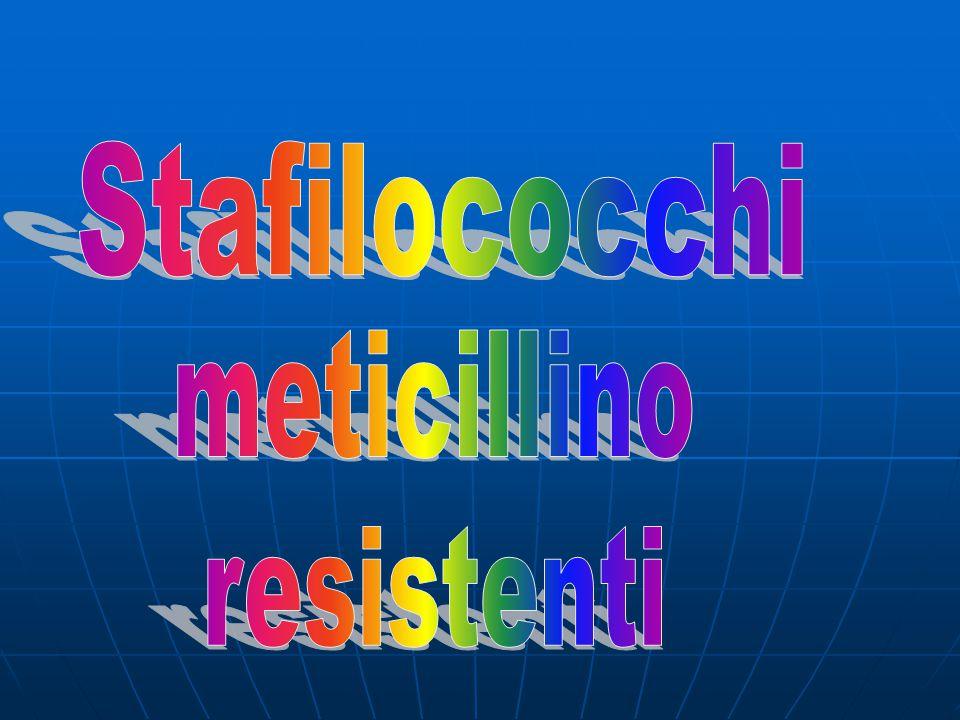 Stafilococchi meticillino resistenti