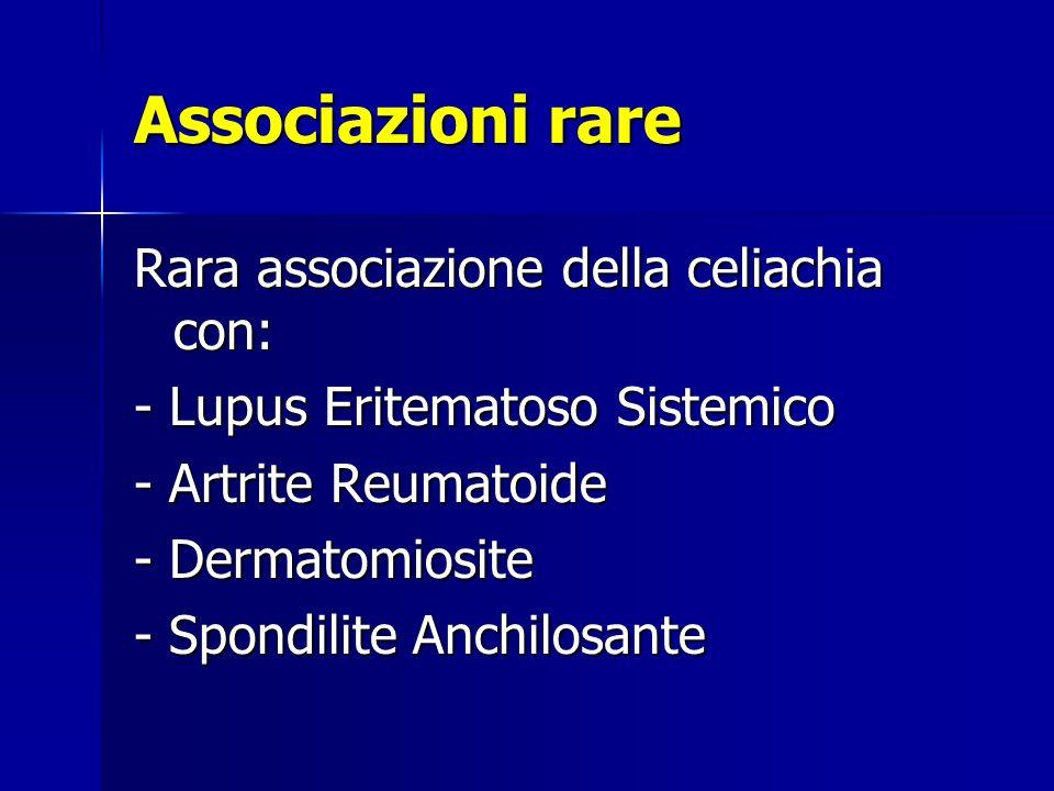 Associazioni rare