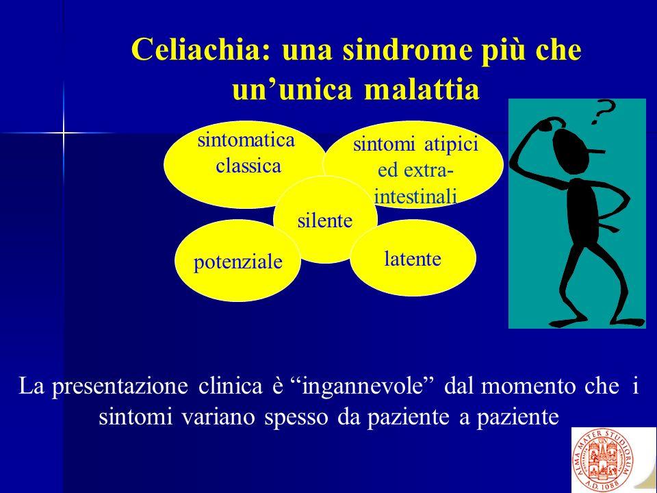 Celiachia: una sindrome più che un'unica malattia