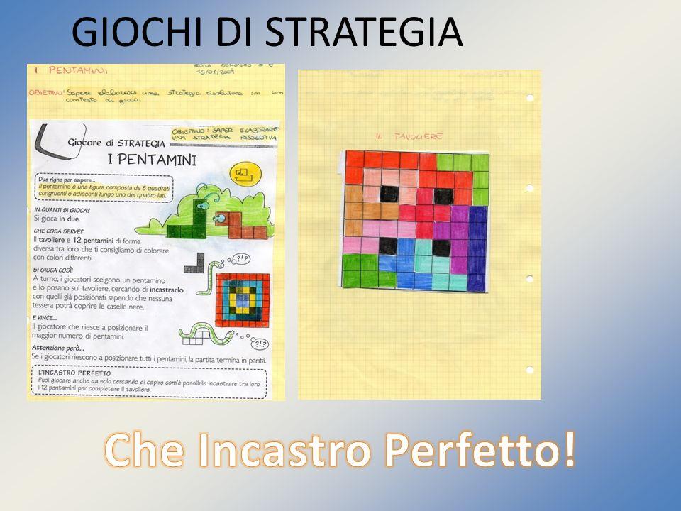 GIOCHI DI STRATEGIA Che Incastro Perfetto!