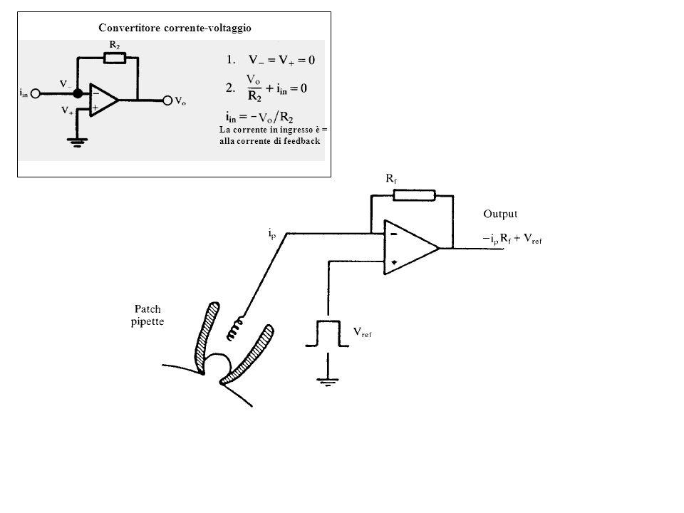 Convertitore corrente-voltaggio