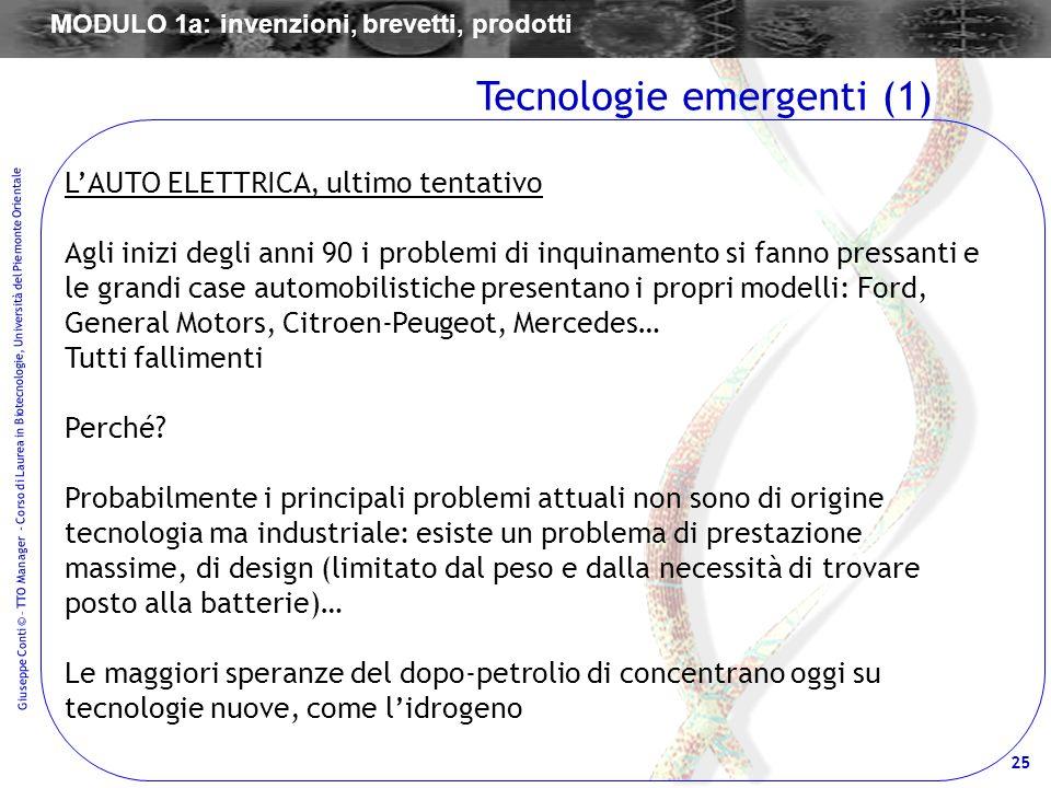 Tecnologie emergenti (1)