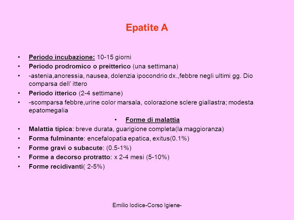 Fattori specifici di difesa la risposta immunitaria alle - Epatite c periodo finestra ...