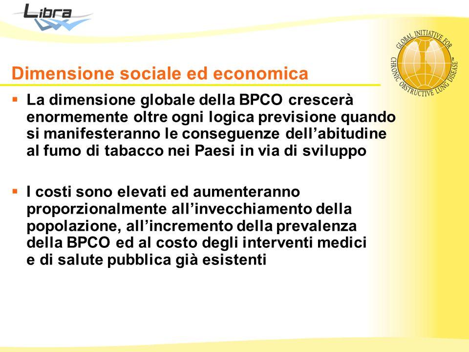 Dimensione sociale ed economica
