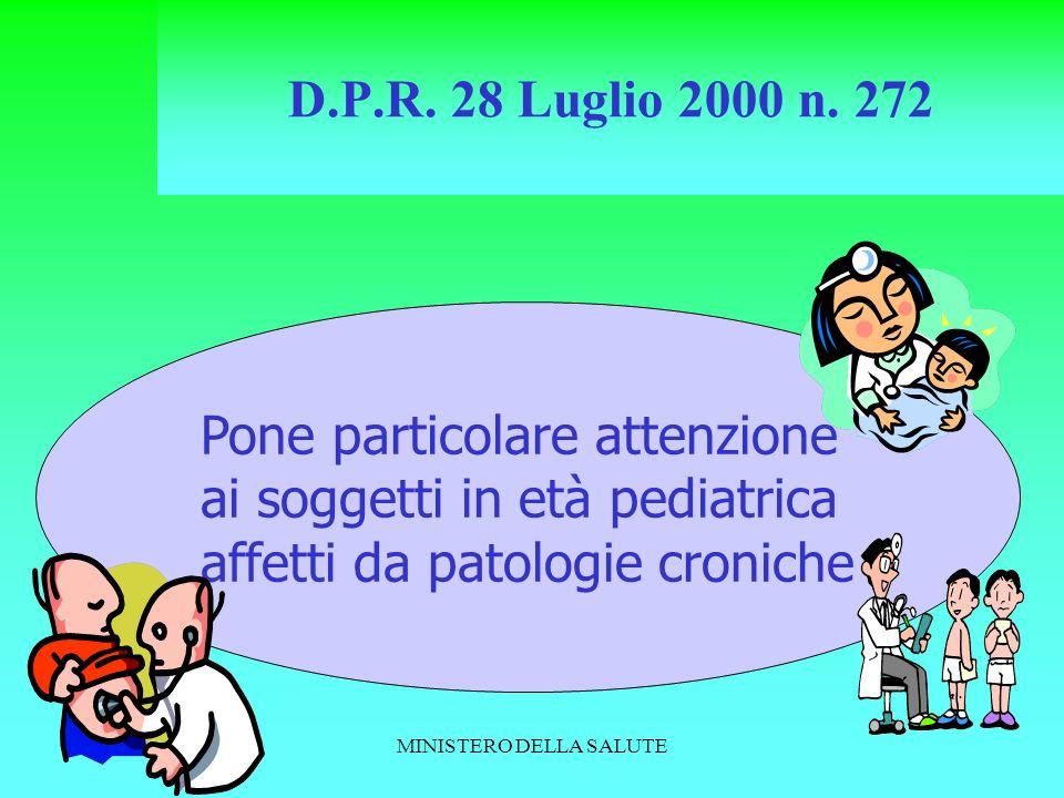 Pone particolare attenzione ai soggetti in età pediatrica