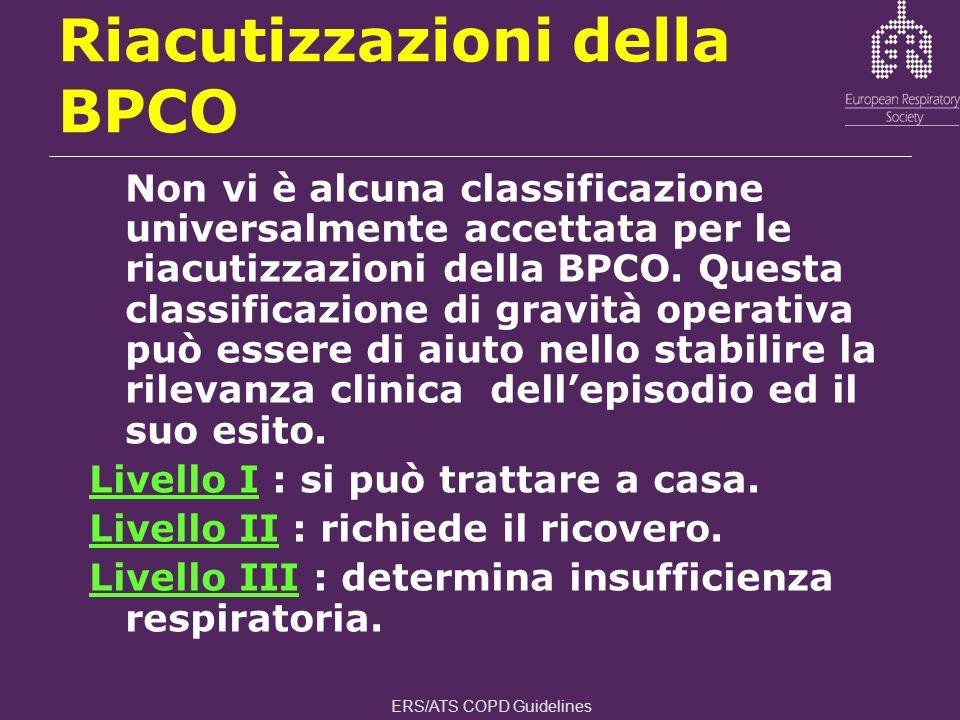 Riacutizzazioni della BPCO