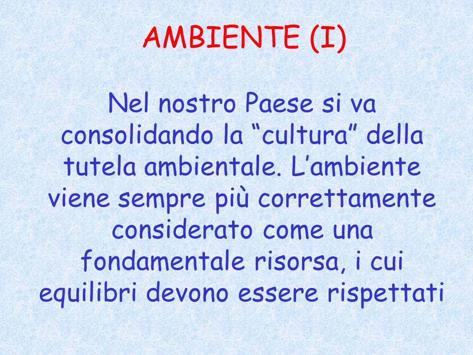 AMBIENTE (I)