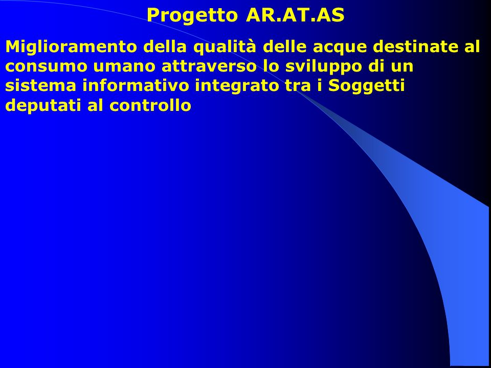 Progetto AR.AT.AS