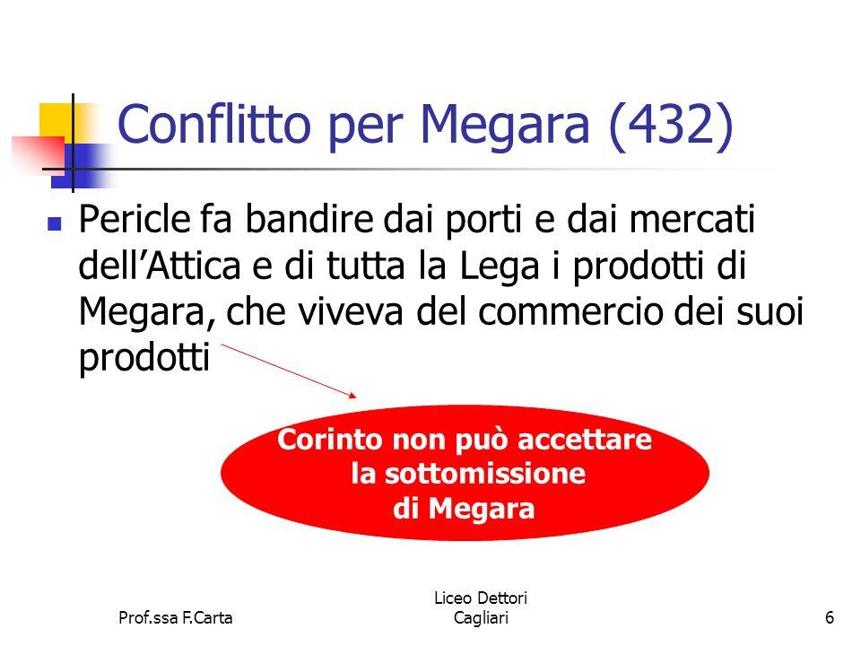Conflitto per Megara (432)